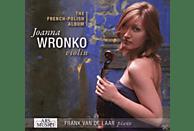 Frank Van Der Laar (klavi Joanna Wronko (violine), Wronko,Joanna/Laar,F.V.D. - The French-Polish Album [CD]