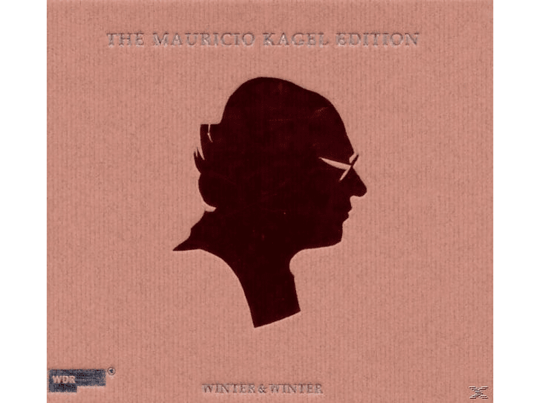 Mauricio Kagel - The Mauricio Kagel Edition [CD + DVD Video]