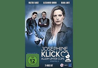 Josephine Klick - Allein unter Cops - Staffel 2 DVD