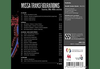 Hendrik Vanden Abeele, Ensemble Psallentes - Missa Transfigurationis  - (CD)