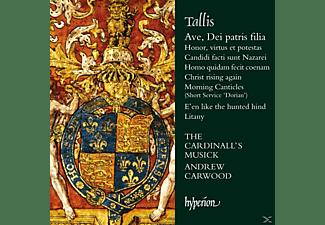 The Cardinall's Musick - Ave, Dei Patris Filia-Geistliche Musik  - (CD)