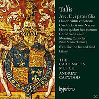 The Cardinall's Musick - Ave, Dei Patris Filia-Geistliche Musik [CD]