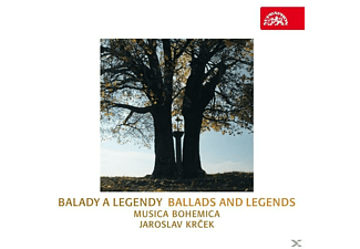 Jaroslav Krcek, Musica Bohemica - Balladen Und Legenden  - (CD)