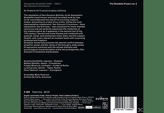 Ensemble Mare Nostrum - San Giovanni Crisostomo  - (CD)