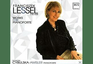 Dorota Cybulska-amsler - Works For Pianoforte  - (CD)