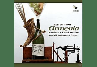 Varduhi Yeritsyan - Letters From Armenia  - (CD)