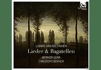 Werner Gura, Christoph Berner - Lieder & Bagatellen  - (CD)