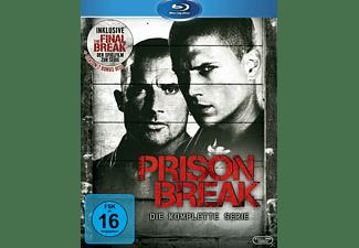 Prison Break – Complete Box [Blu-ray]