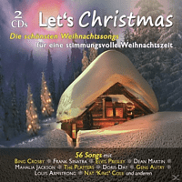 VARIOUS - Let's Christmas [CD]