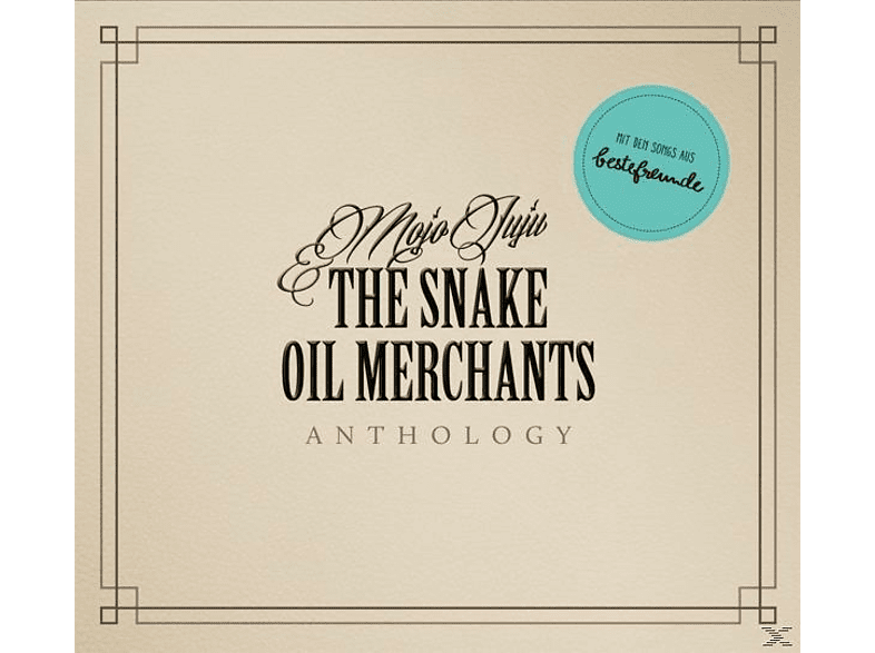 Mojo Juju & The Snake Oil Merchants - Anthology [CD]