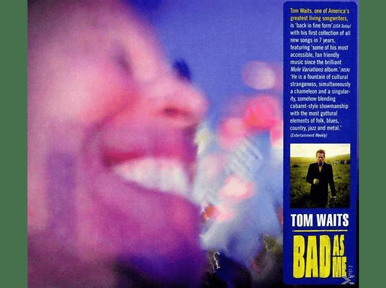 Tom Waits - Bad As Me [CD]
