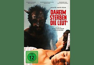 Daheim sterben die Leut' DVD