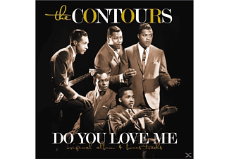 The Contours - Do You Love Me  - (Vinyl)