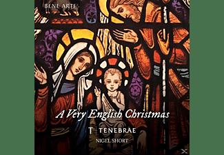 Nigel Short, Tenebrae - A Very English Christmas  - (CD)
