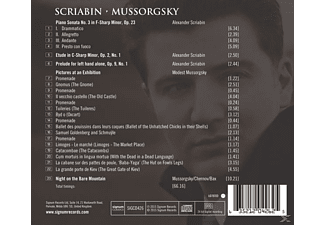 Alessio Bax - Klavierwerke-Klaviersonate 3/Etüde Op.2, Nr  - (CD)