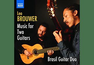 Brasil Guitar Duo - Musik Für Zwei Gitarren  - (CD)