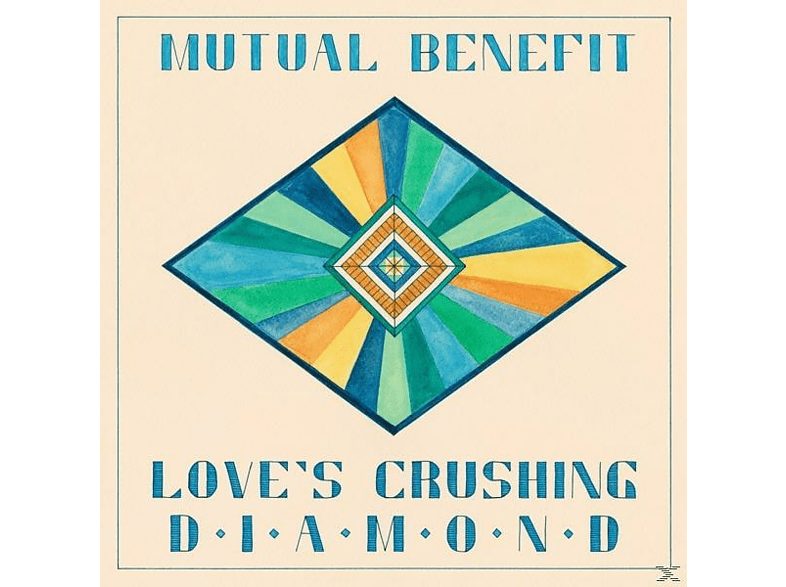 Mutual Benefit - Love's Crushing Diamond [Vinyl]