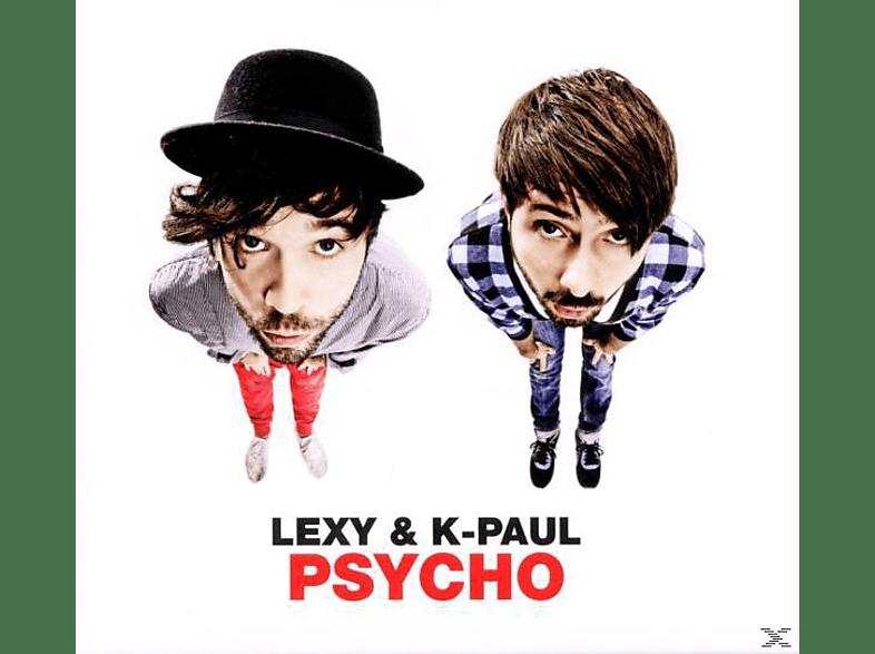 Paul K, Lexy & K-Paul - Psycho (Ltd.) [CD]