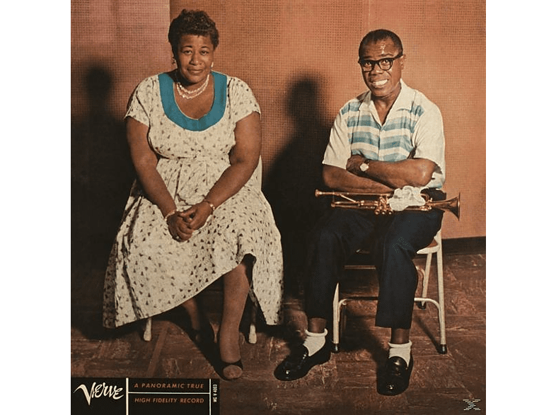 Ella Fitzgerald, Louis Armstrong - Ella And Louis (Back To Black) [Vinyl]