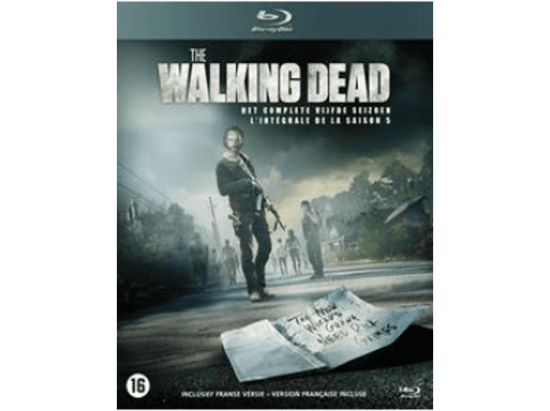 The Walking Dead - Seizoen 5 - Blu-ray