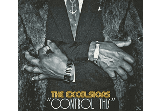 The Excelsiors - Control This  - (CD)
