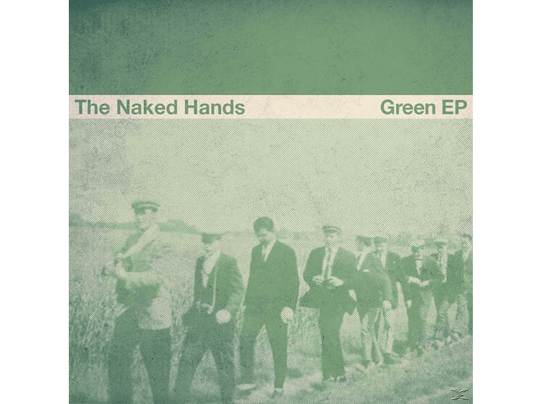 The Naked Hands - Green [CD]