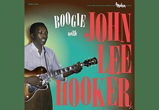 John Lee Hooker - Boogie With...(180 Gr.Vinyl)  - (Vinyl)