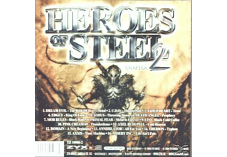 VARIOUS - Heroes Of Steel 2  - (CD)