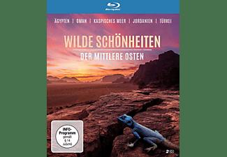 Wilde Schönheiten - Der mittlere Osten Blu-ray