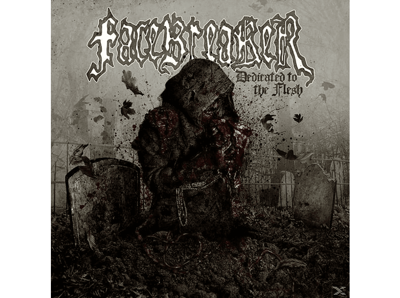Facebreaker - Dedicated To The Flesh (Ltd.Vinyl) [Vinyl]