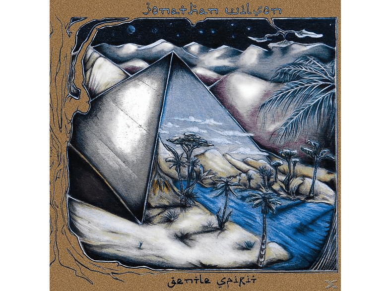 Jonathan Wilson - Gentle Spirit [CD]