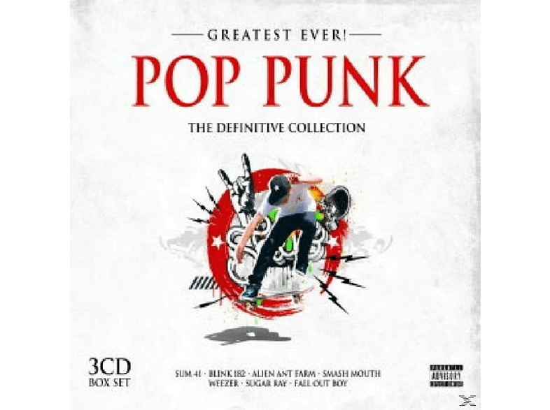 VARIOUS - Pop Punk Greatest Ever [CD]