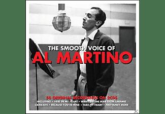 Al Martino - The Smooth Voice Of Al Martino  - (CD)