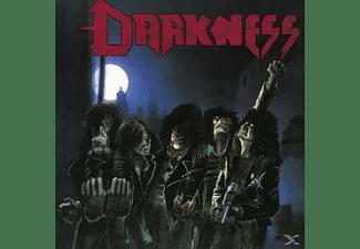 The Darkness - Death Squad (Transparent Red Vinyl)  - (Vinyl)