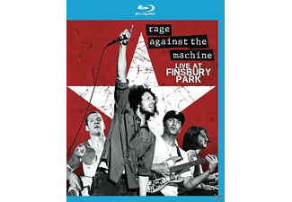 Rage Against The Machine - Live At Finsbury Park  - (Blu-ray)