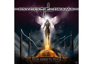 Psyco Drama - From Ashes To Wings  - (CD)