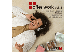 VARIOUS - After Work Vol.2 (My Jazz) - (CD)