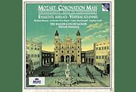 VARIOUS, Bonney/Wyn-Rogers/Pinnock/EC/+ - Krönungsmesse/Exsultate/Vesperae Solennes/+ [CD]