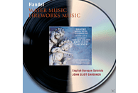 John Eliot Gardiner, John Eliot & Ebs Gardiner - WASSERMUSIK/FEUERWERKSMUSIK [CD]