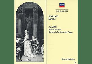 George Malcolm - Cembalomusik  - (CD)