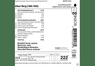 P.-A.+Solisten Musikkollegium Winterthur/monot - Orchesterwerke  - (SACD Hybrid)