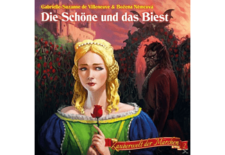 Paul, Ela/Totermund, Sascha/Mackensy, Lutz/+++ - Die Schöne Und Das Biest  - (CD)