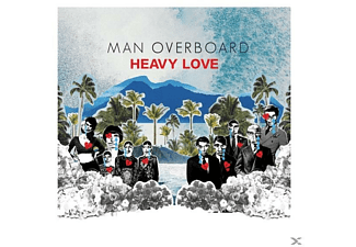 Man Overboard - Heavy Love  - (LP + Bonus-CD)