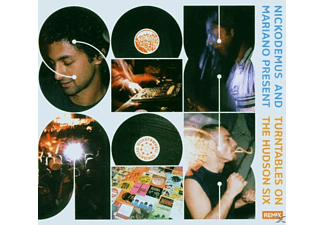 VARIOUS - TURNTABLES ON THE HUDSON VOL.6 REMIXED  - (CD)