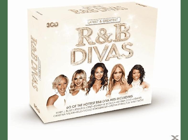 VARIOUS - R & B-Latest & Greatest [CD]
