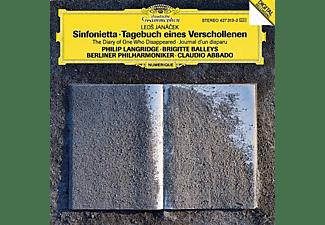Langridge/Abbado/BP/+ - Sinfonietta/Tagebuch eines Verschollenen   - (CD)
