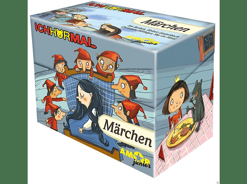 IchHörMal Märchen-Editions-Box 1 - (CD)
