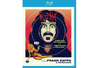The Mothers Frank Zappa - Roxy-The Movie  - (Blu-ray)