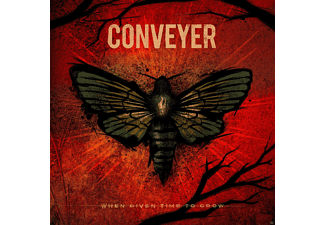Conveyer - When Given Time To Grow - (CD)