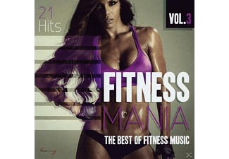 VARIOUS - Fitness Mania Vol.3  - (CD)